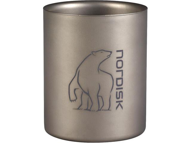 Nordisk Tazza in titanio doppia parete 450ml